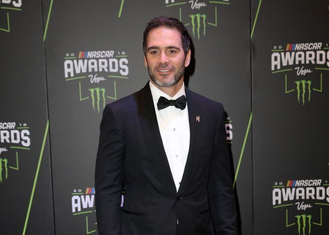 Jimmie Johnson hopes to compete in Chili Bowl 'one of these years'