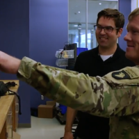 Soldiers, students meet up in the Wond'ry to revolutionize prototyping, production