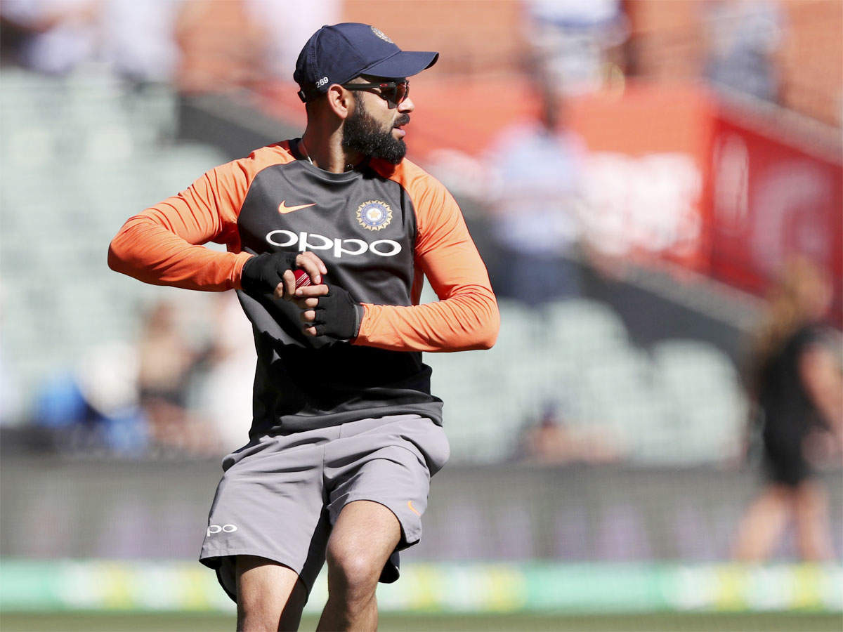 A bit of banter not harmful, says Virat Kohli
