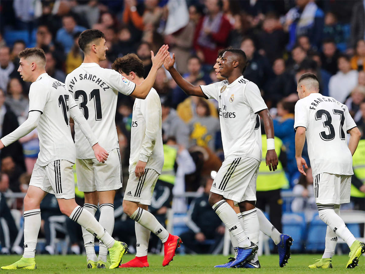 Real Madrid complete 10-1 aggregate thrashing of Melilla