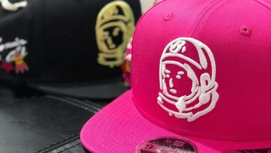 Keep shaded🧢 BILLIONAIRE BOYS CLUB – BB SNAP HELMET HAT – PINK BLACK -…