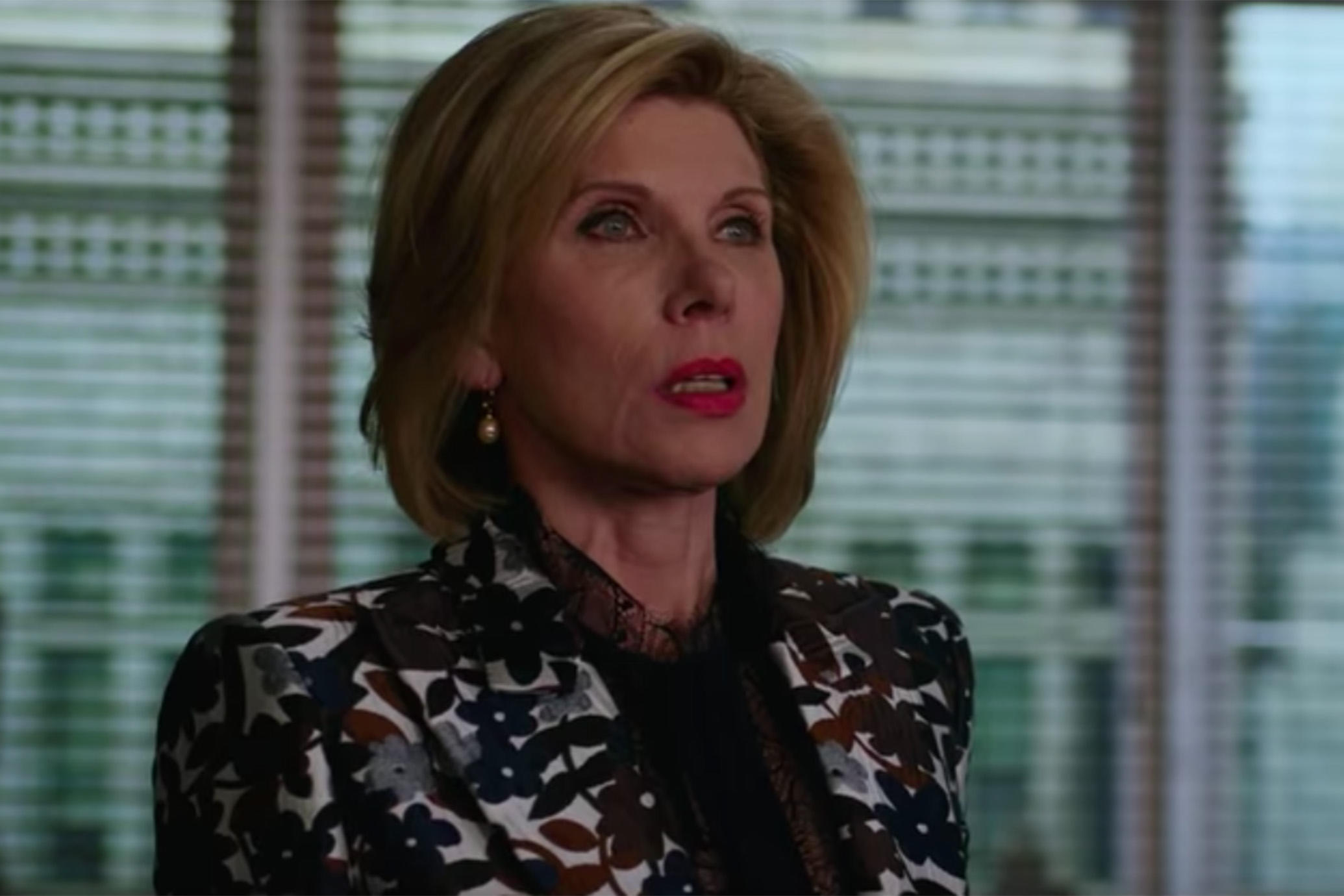 Christine Baranski, The Good Fight | Photo Credits: CBS All Access