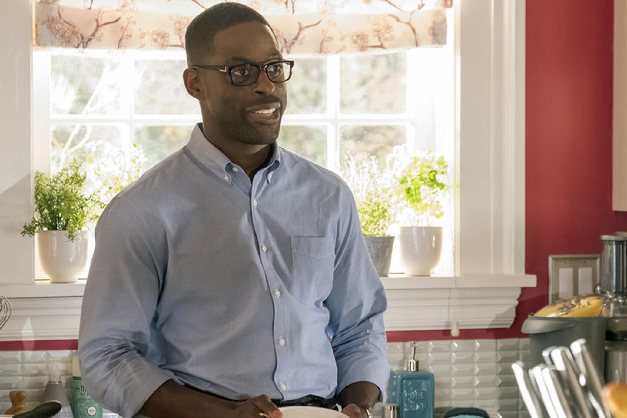 Sterling K. Brown, This Is Us | Photo Credits: Ron Batzdorff/NBC
