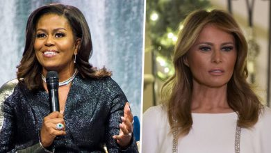 Photo of Michelle Obama Named Most Admired Lady In USA In Annual Poll
